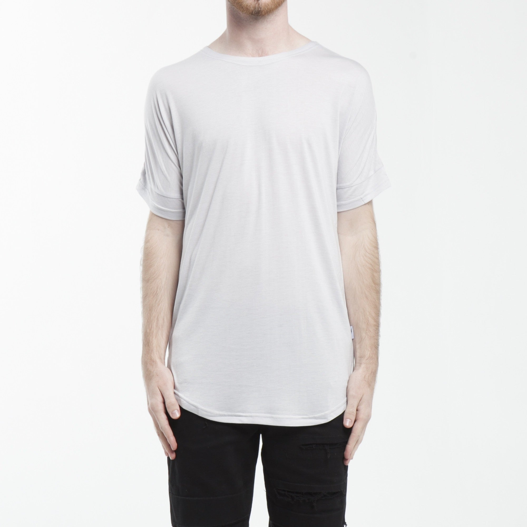 Ugo Tee - Light Grey