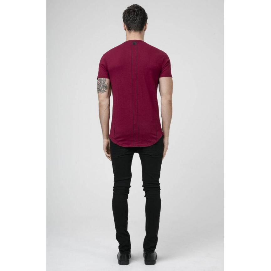TUNE SHORT SLEEVE TEE - RED