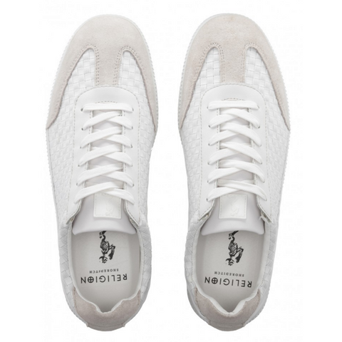 HATCH TRAINERS - WHITE