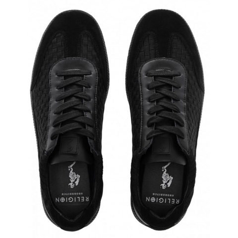 HATCH TRAINERS - BLACK