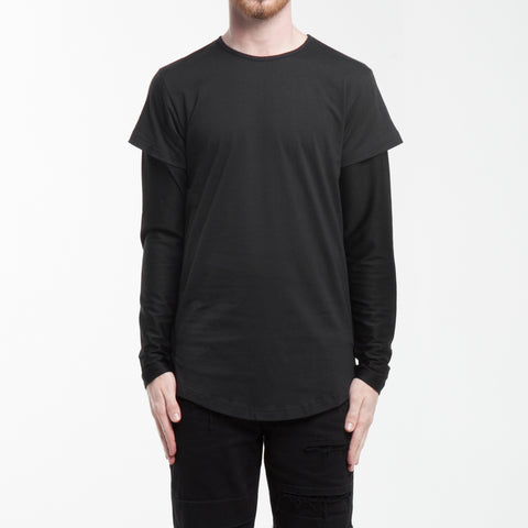 Publish Brand Vitale Tee - Black