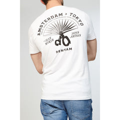 FAN OF JAPAN TEE - OPTIC WHITE