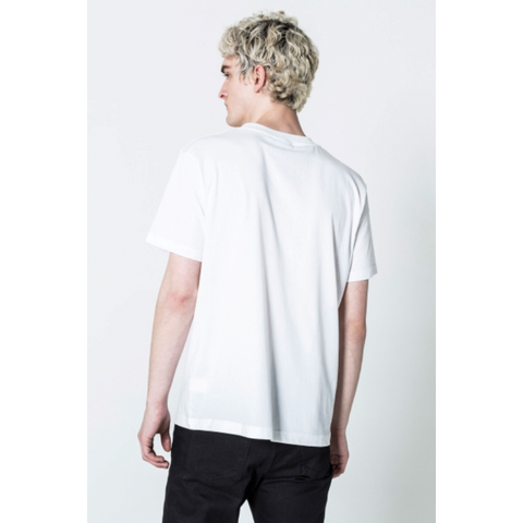 FANTASTIC SMALL SKULL TEE - WHITE