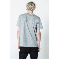 FANTASTIC SMALL SKULL TEE - GREY