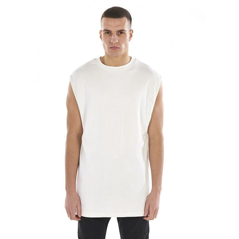 ESSENTIAL VEST - OFF WHITE