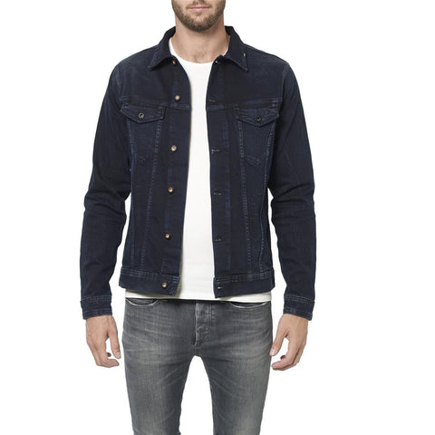AMSTERDAM DENIM JACKET - INDIGO