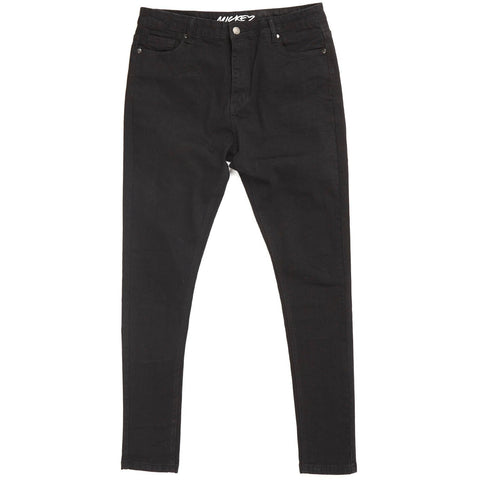 MICKEY SUPER SKINNY JEANS - BLACK