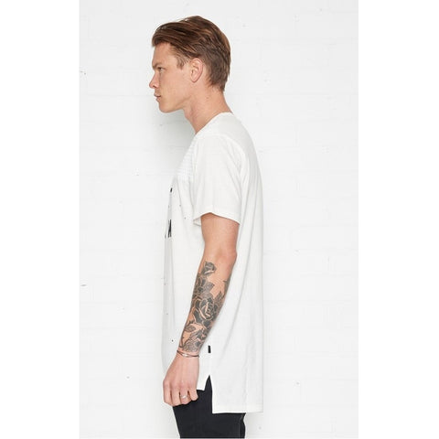 STREET DREAM TEE - WHITE