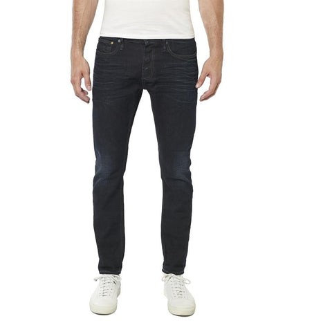RAZOR SLIM FIT JEANS - GOLDEN RIVET - GRBSS