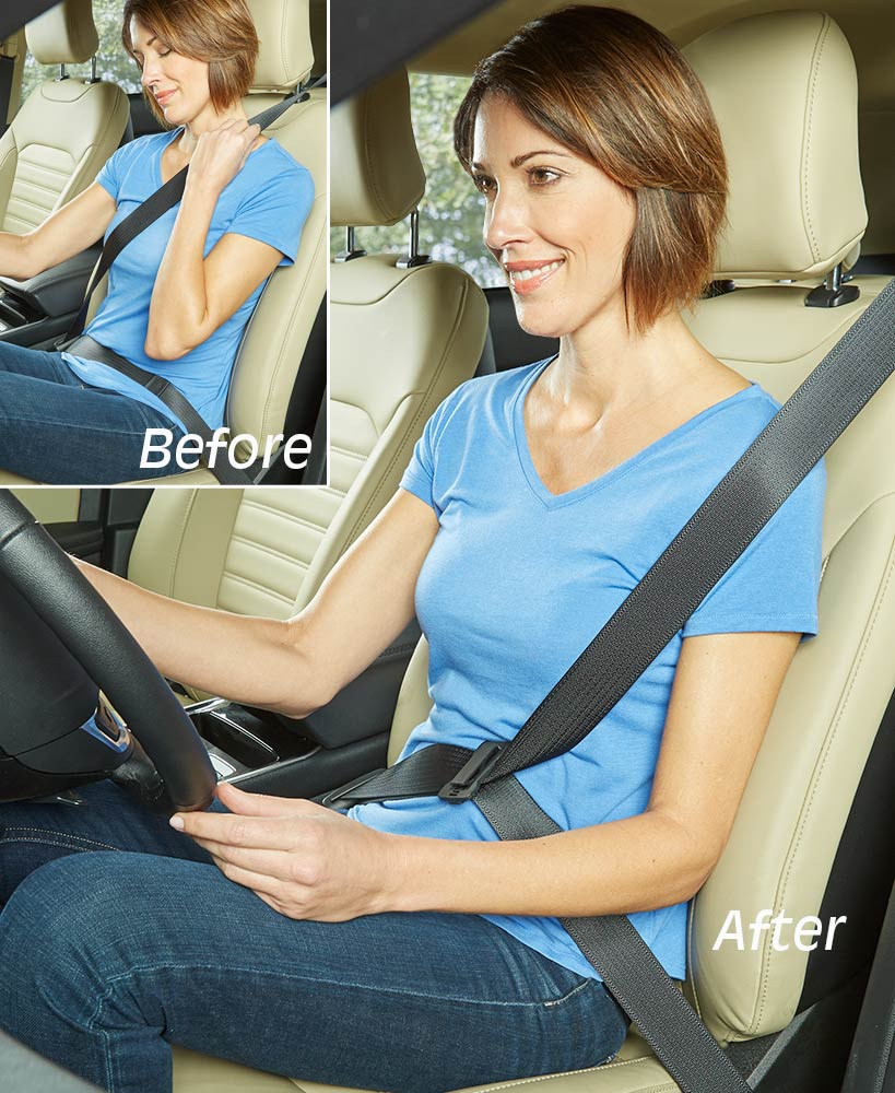 Load image into Gallery viewer, Seatbelt Adjuster (2-pack)