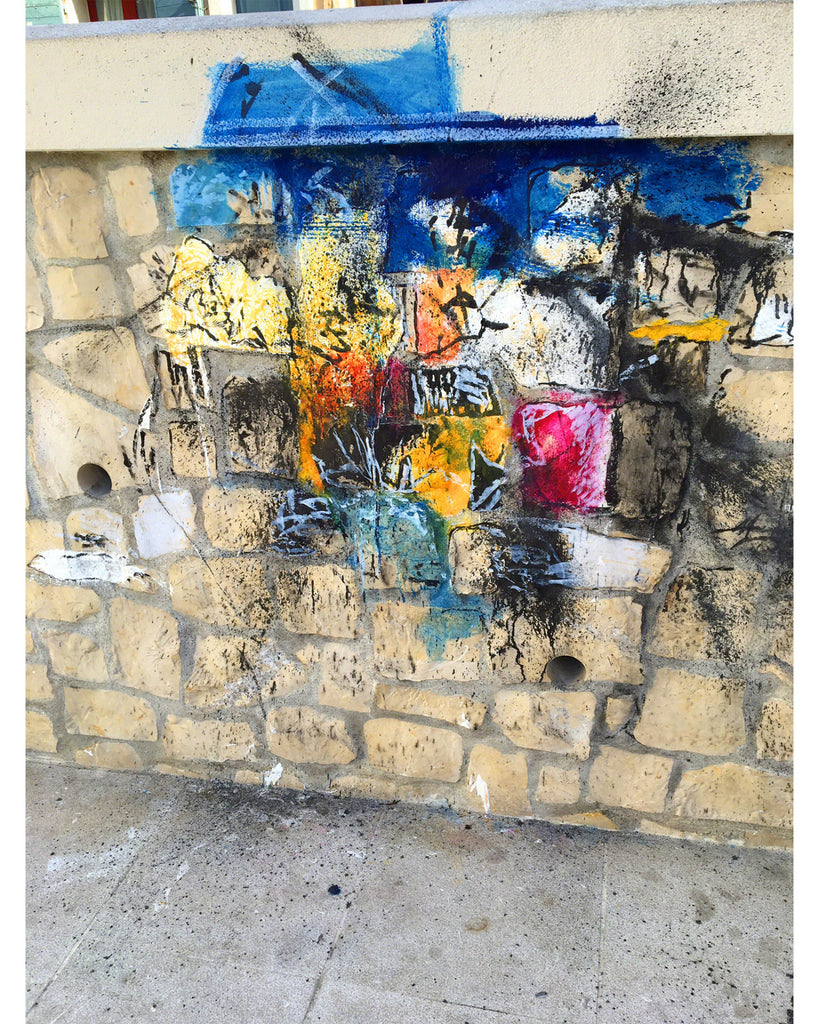 Marseille Wall- Art Photo by Still Life with Cat Studio