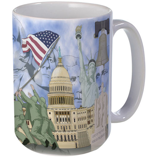 DIGITAL - FREE Liberty Mug Artwork - Transfer It Company
