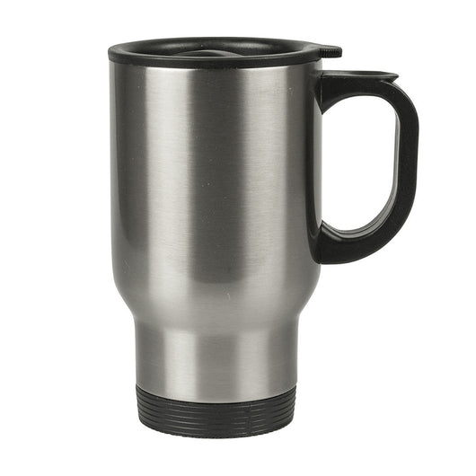 MUG 14oz - Stainless Steel Travel - (24/case)