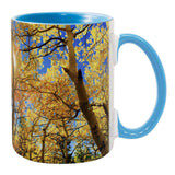 MUG 15oz - Ceramic Color Inside & Handle - (36/case) - Transfer It Company