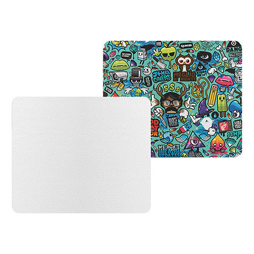 MOUSE PAD 3mm - Rectangle - (160/cs) - Transfer It Company