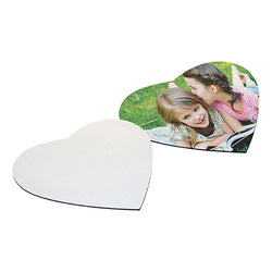 MOUSE PAD 3mm - Heart - (160/cs)