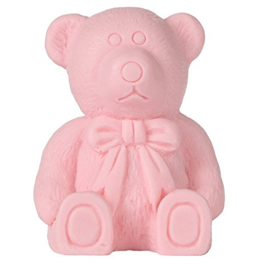 Teddy Bear Baby Shower Soaps - Unique Premium Handmade Soap. The Perfect Baby Shower Gifts