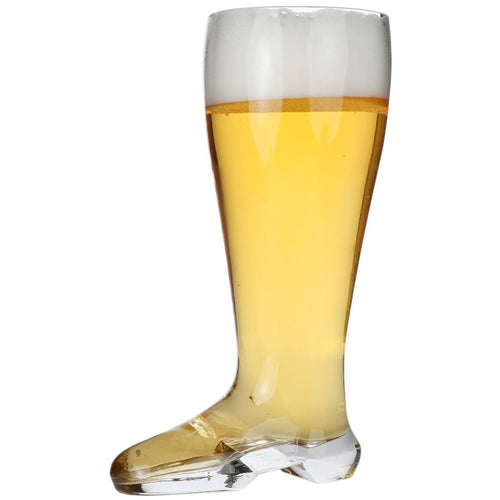 Beer Boot, Das Boot Beerfest Beer Glass, Large Oktoberfest Beer Stein - 2 Liter