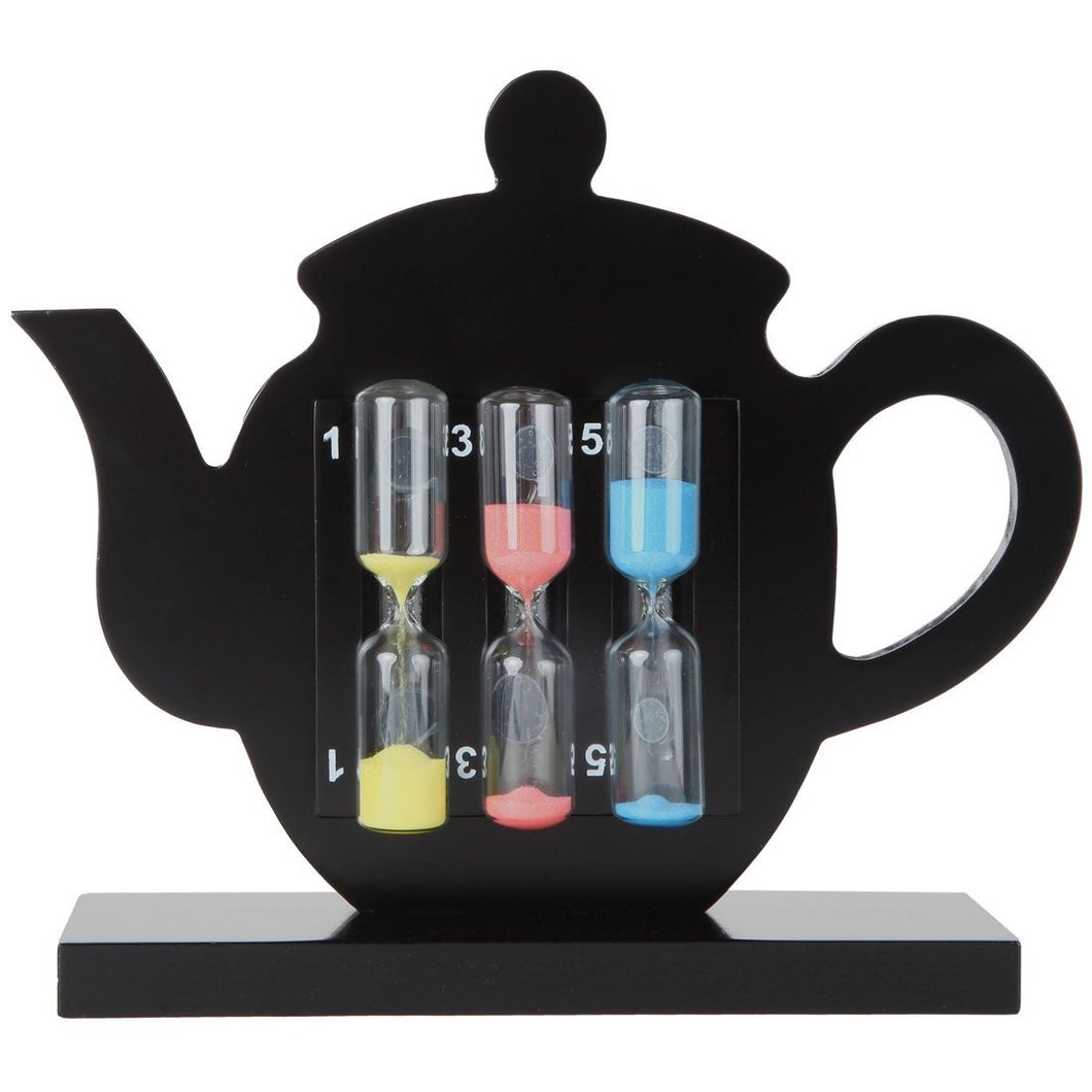 Perfect Tea Timer Three-In-One 1-3-5 Minute Sand Hourglass Timers