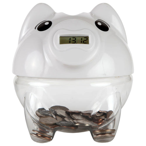 Kid's Money Counting Digital Coin Bank