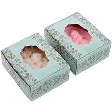 Shea Butter Enriched Scented Guest Soap Gift Set - Includes Two Bride and Groom Soap Bars