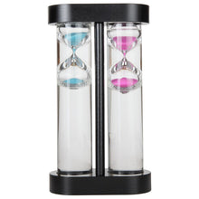 Floating Tea Timer Two-In-One 1-3 Minute Gravity Sand Hourglasses