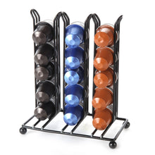 Counter Top Nespresso Coffee Capsules Holder. Holds 30 Nespresso Pods (Coffee pods are not included).
