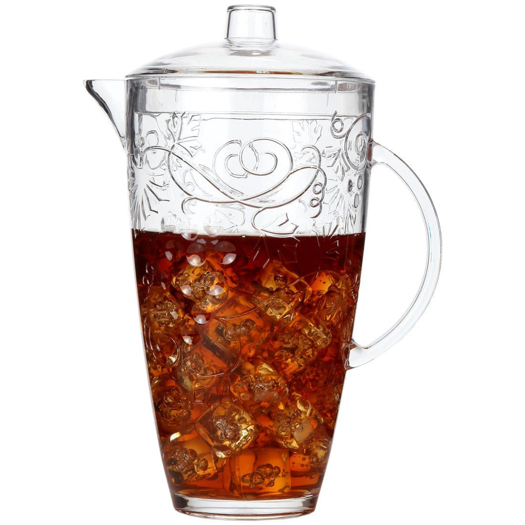 Break Resistant Indoor / Outdoor Plastic Pitcher
