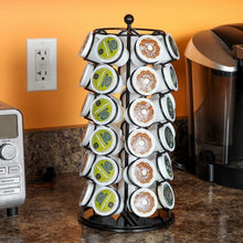 K Cup Holder Carousel for 42 K-Cups. K Cup Storage in Style