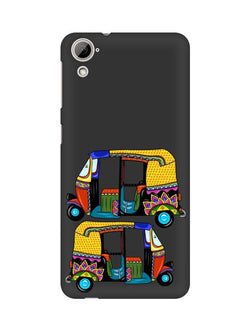 Autorickshaw HTC Desire 820 Mobile Cover