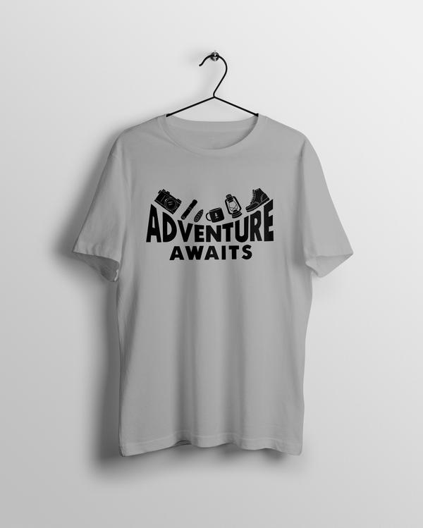 Adventure Awaits T-shirt - Calenvie