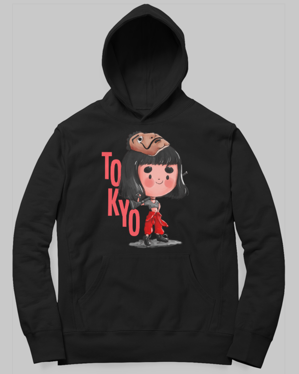 Money Heist Hoodie by SmilingSkull