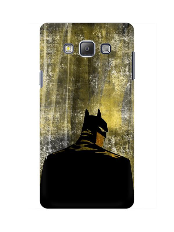 Batman Samsung On 5 Mobile Cover