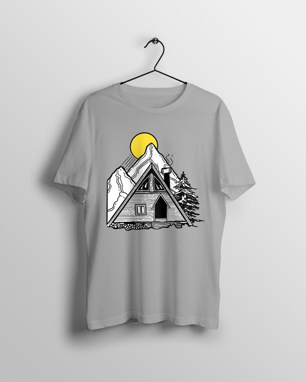 Into the wild T-shirt - Calenvie