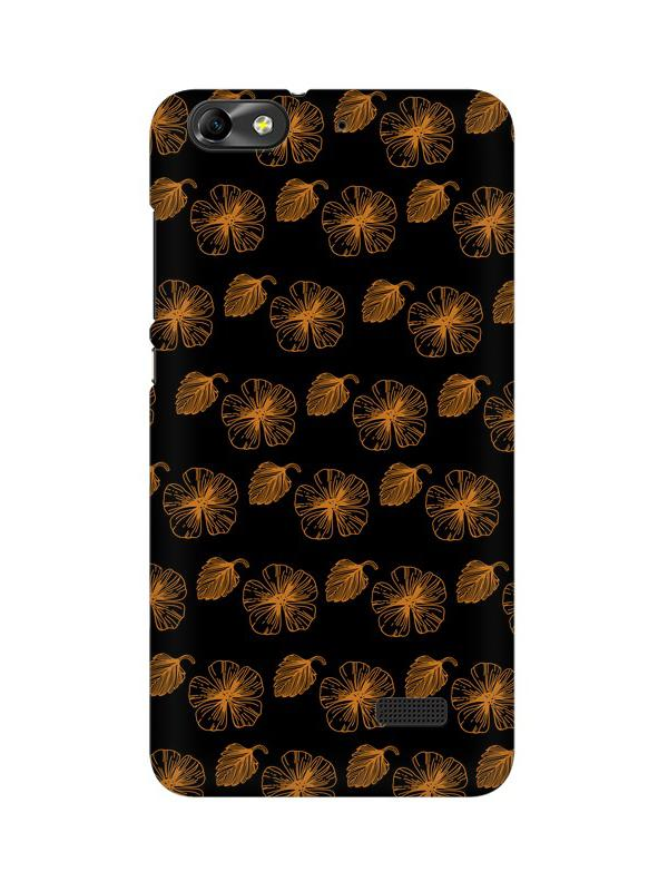 Floral Patterns Huawei Honor 4C Mobile Cover