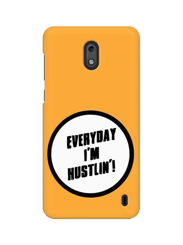 Hustle Nokia 2 Mobile Cover