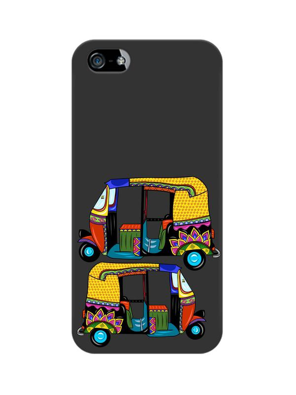 Autorickshaw Apple iPhone 5s Mobile Cover