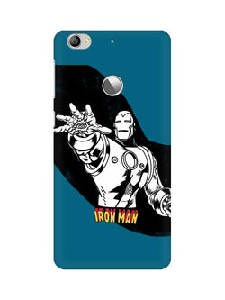 Iron Man LeEco Le 1S Mobile Cover