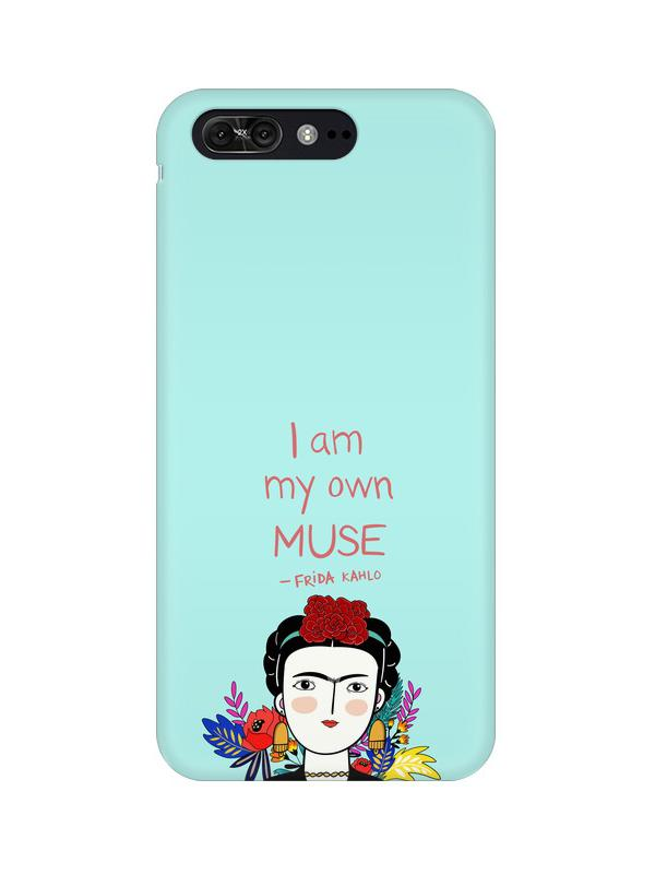 I am my own muse Asus Zenfone 4 Pro Mobile Cover