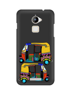 Autorickshaw Coolpad Note 3 Lite Mobile Cover