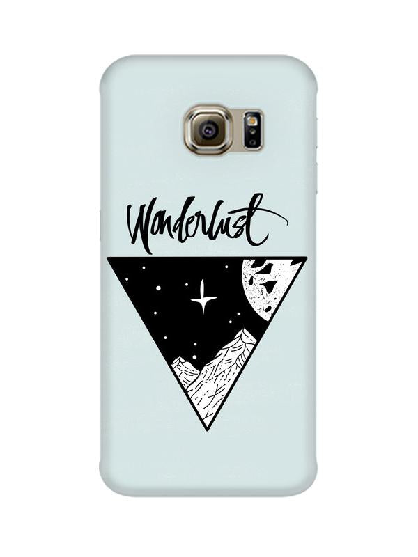 Wanderlust Samsung S7 Edge Mobile Cover