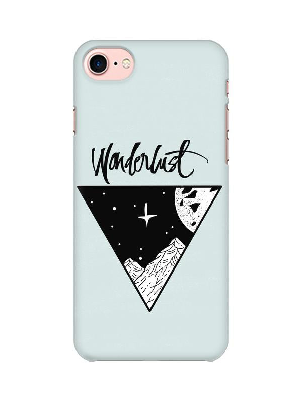 Wanderlust Apple iPhone 7 Mobile Cover