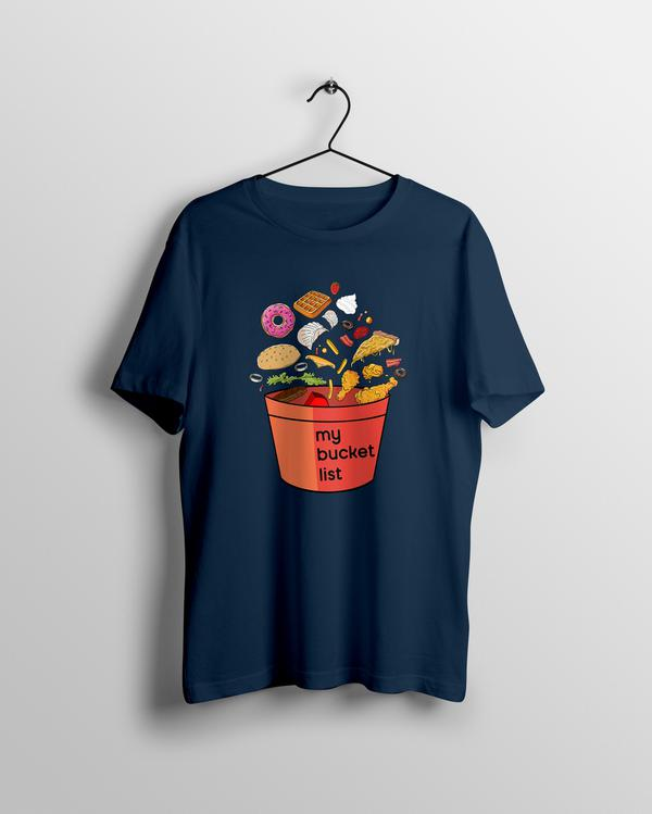 My Bucket List T-shirt - Calenvie
