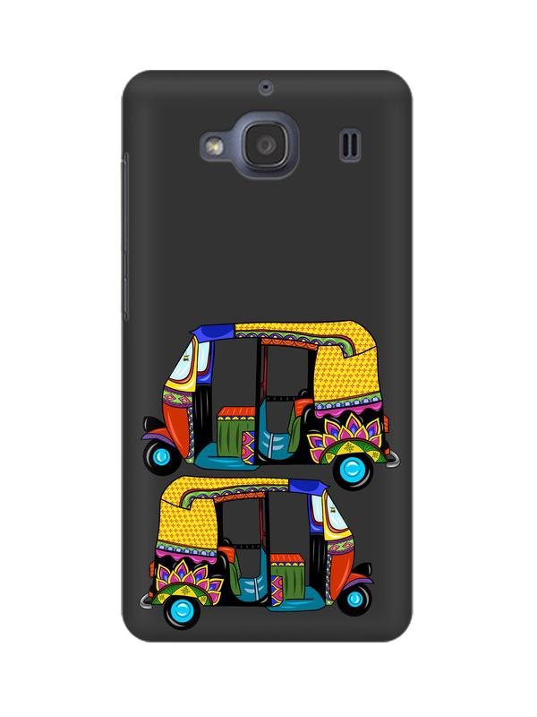 Autorickshaw Xiaomi Redmi 2s Mobile Cover