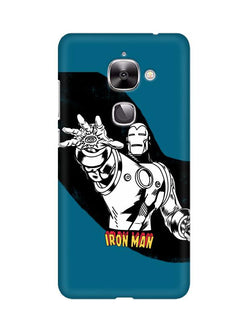 Iron Man LeEco Le 2 Mobile Cover
