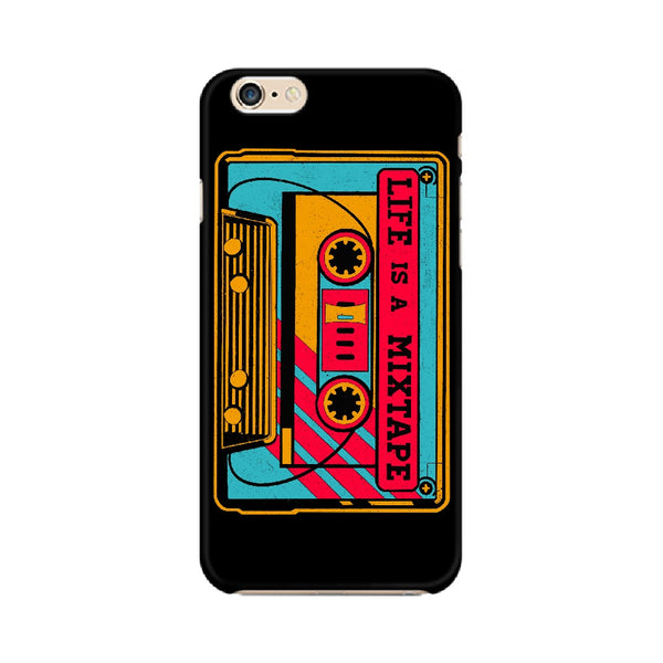 Life is a Mixtape Apple iPhone Cover & Phone Case