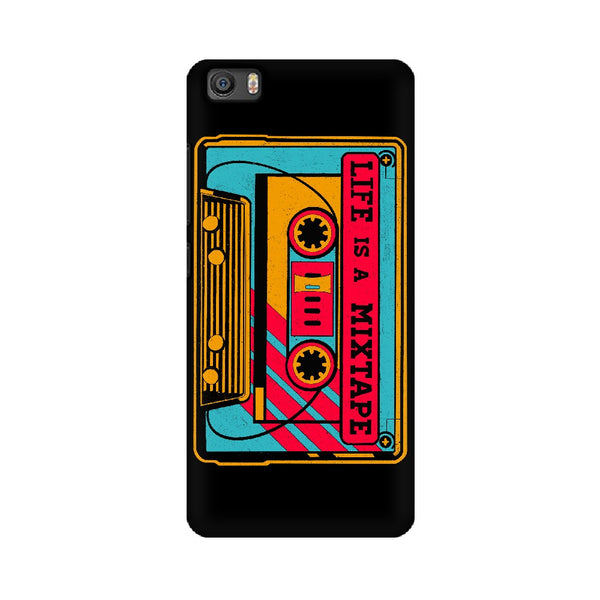 LIFE IS A MIXTAPE XIAOMI COVER & PHONE CASE