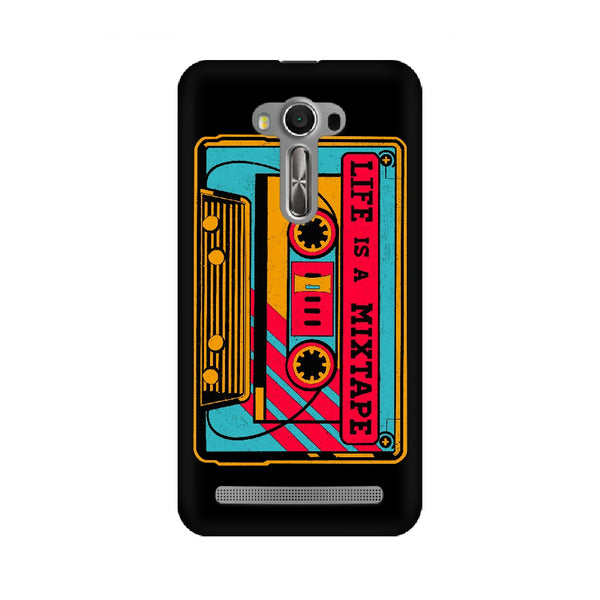 LIFE IS A MIXTAPE ASUS COVER & PHONE CASE