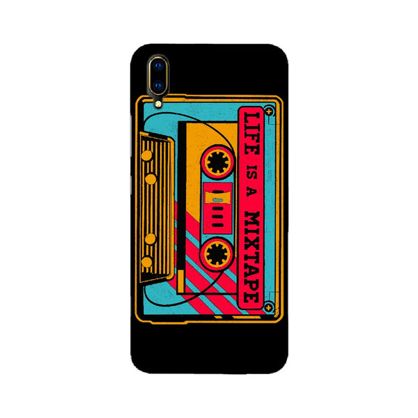 LIFE IS A MIXTAPE VIVO COVER & PHONE CASE