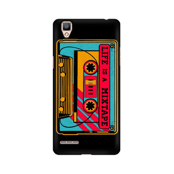 LIFE IS A MIXTAPE OPPO COVER & PHONE CASE